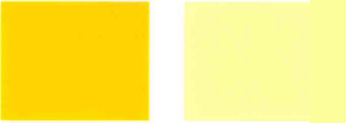 Pigmento-Amarelo-180 cor