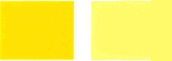 Pigmento-Amarelo-185-Cor